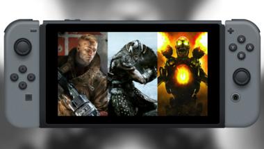 A Bethesda szerint a DOOM és a Wolfenstein II csak a kezdet Switch-en