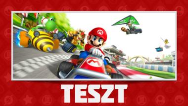 Mario Kart 7 Teszt