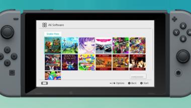 Minimalista játékikonok miatt borultak ki a Switch tulajok