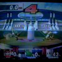 Super Smash Bros Brawl Homerun Pit's arrow