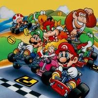 Super Mario Kart 100cc