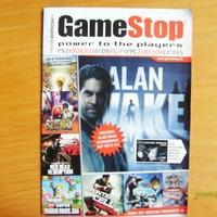 Bécsben GameStop újság