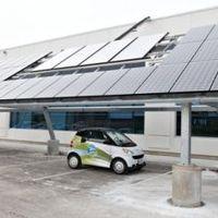 Töltsük napelemmel a villanyautót!