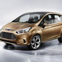 Mit üzen a Ford az új B-Maxszal?