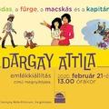Dargay Attila kiállítása