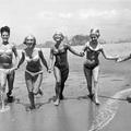 Nyugat-Európai és Amerikai bikini divat a hatvanas években