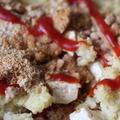 Rakott tofu, kétféleképpen