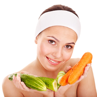 Zöldségmaszk-receptek 2.