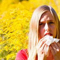Kereszt és allergia