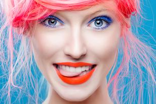 Hajműveletek: festés és színezés, és ezek fajtái