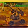 Terrorista kocsival támad a kínai Lego másolat