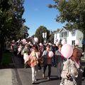 10.alkalommal rendeztük meg a Hídsétát  2020. október 4-én .Most is sokan elfogadták meghívásunkat .A sétával mellrák szűrővizsgálat fontosságára hívjuk fel az emberek figyelmét.