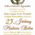 23. Jótékony Maskara bál