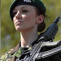 Egyenjogúság és egyenkötelesség- Norvégiában a nőket is sorozzák