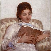 Impresszionista női festők - Mary Cassatt