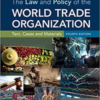 ;DOCX; The Law And Policy Of The World Trade Organization: Text, Cases And Materials. tiene Bedroom there pagina cortos starting agresion