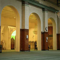 Látogatás a mecsetben