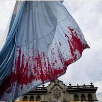 Gyász Guatemalában