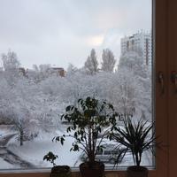 Tél Huddingében