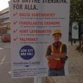Svéd választás – egy másféle kampány