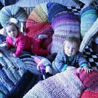 Szülőcsatorna textilből?