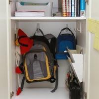 Iskolatáska és sportfelszerelés, egyéb szakköri eszközök tárolása