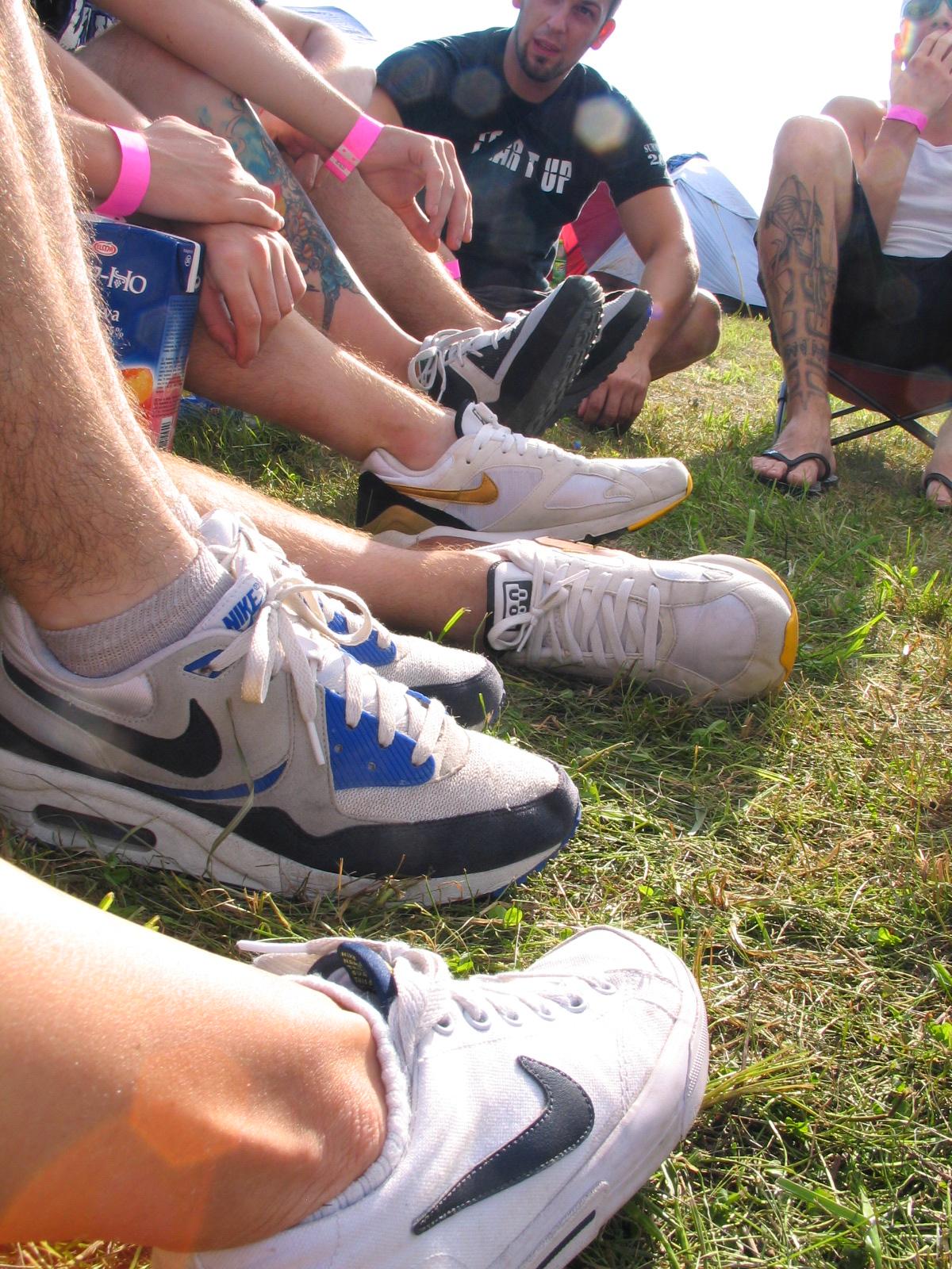 Nike-ok