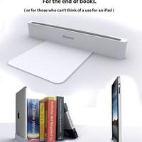 iBookend azoknak, akik nem tudják mire jó egy iPad
