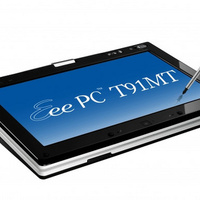 ASUS Eee PC T91MT - multitouch tablet netbook