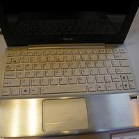 ASUS Eee PC 1018P - alumínium netbook
