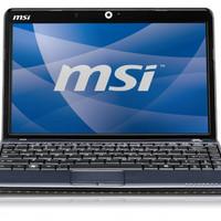MSI L2100 - Wind U210 Windows 7-el