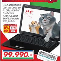 Akciós olcsóság - ASUS K50C