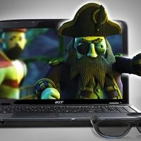 Acer Aspire 5738DG - az első 3D kijelzős noti