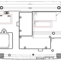 Fujitsu LifeBook MH380 az FCC oldalán