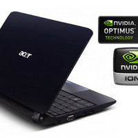 Acer Aspire One 532g - ION 2 és Optimus