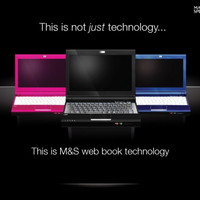 Marks & Spencer netbook