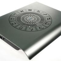 Evercool Zodiac II notebook hűtő