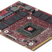 Új AMD videókártyák notebookba