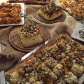 2. nap - az olaszok a társaság miatt járnak el pizzázni