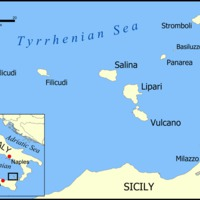 Lipari szigetek