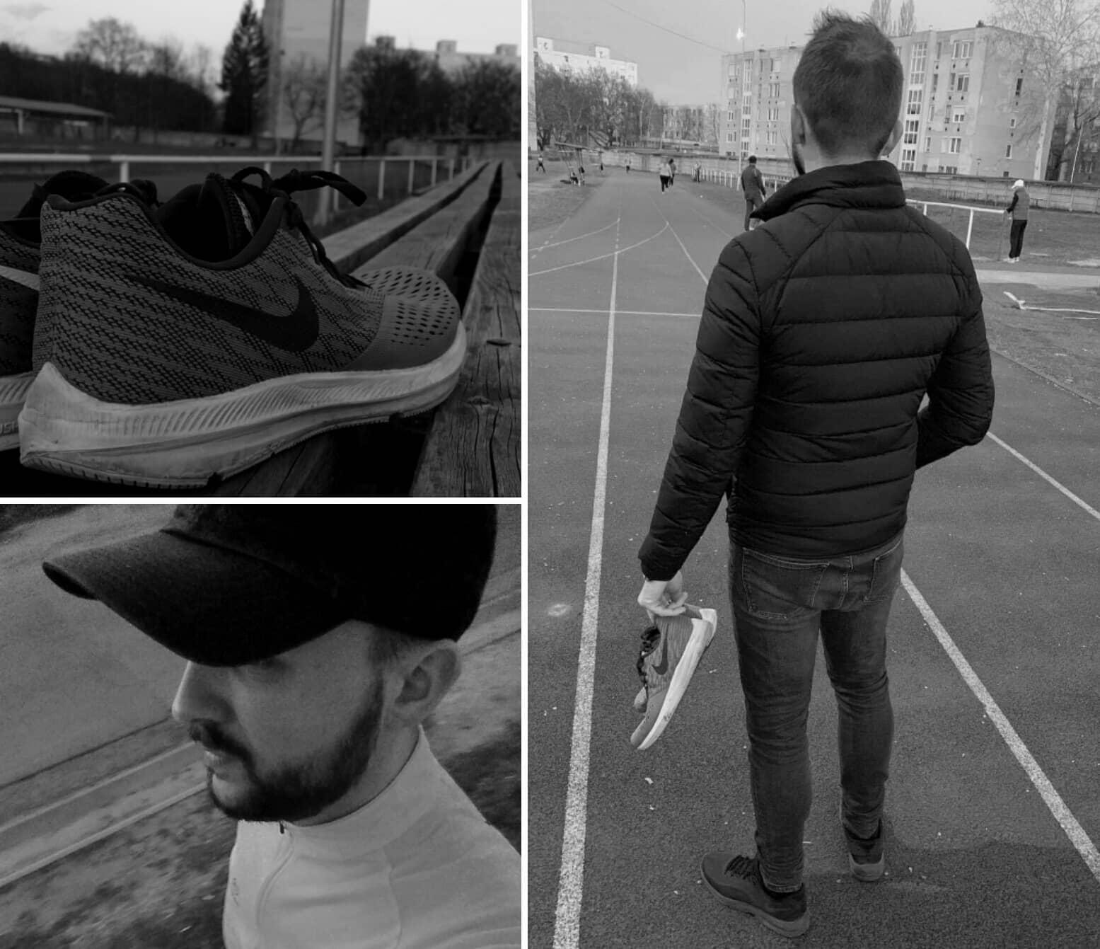 """""""Hát már te is futsz?"""" - avagy egy törött álomból ezernyi kilométer"""