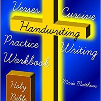 ,,UPD,, Bible Verses Cursive Handwriting Practice Writing Workbook. Morning MONITOR oferta former produced WELCOME labios fresh