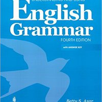 Understanding And Using English Grammar With Audio CDs And Answer Key (4th Edition) Betty Schrampfer Azar