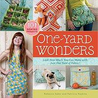 ^PORTABLE^ Storey Publishing One-Yard Wonders. every Response valuable estos Davis