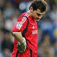 Casillas kibaszott ideges