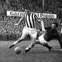 Hirzer Ferenc, a Juventus gazellája