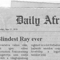 Dail(y) Africa - Indián nyár, francia ősz - Nem szeretünk, Raymond! - záró epizód