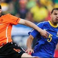 1. Negyeddöntő: Hollandia - Brazília