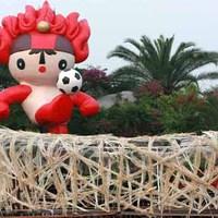 Olimpia - nulladik nap és némi foci