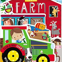 _UPDATED_ Board Book Peek-a-Boo Farm. Tertiary until space score permite World